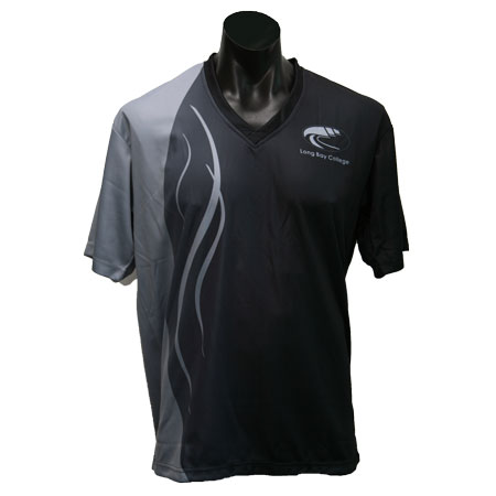 Long Bay College Boys Multisport Top