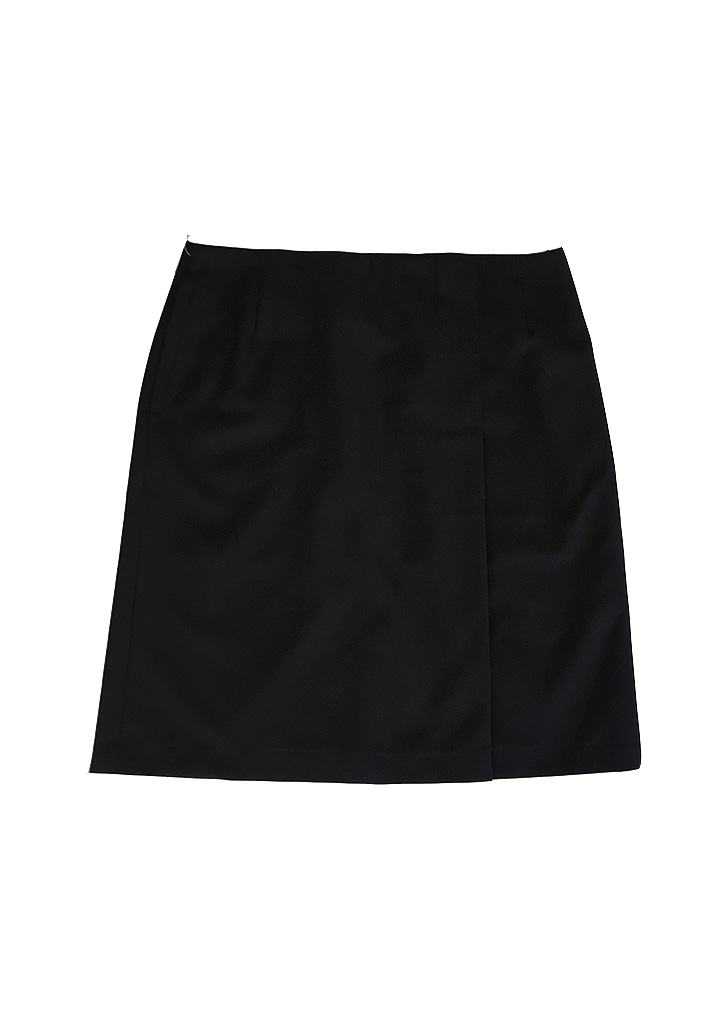 Long Bay College Junior Imperial Skirt Charcoal